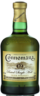 Connemara Irish Whiskey 12 Year 750ml